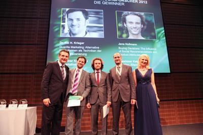 Preis der Marktforschung_2012_Krieger_Guerilla-Marketing
